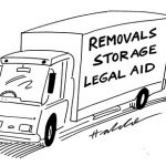 Removal Storage Legal Aid