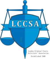 London Criminal Courts Solicitors' Association header image