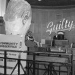 A Defendant Encounters Justice