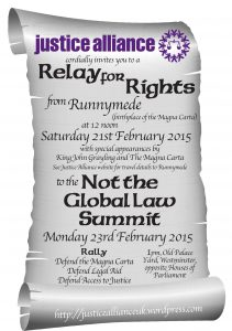 Not the Global Law Summit