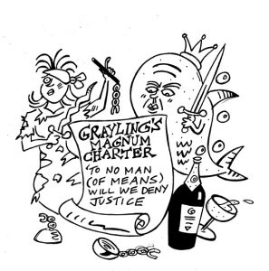 Grayling's Magnum Charter